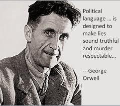 orwell language
