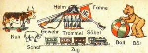 g1941 nazi elementary school buch