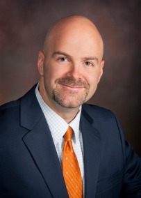Brian Halladay (pictured) is running against Mark Clement for the precinct 4 seat on the Alpine school board. Courtesy photo